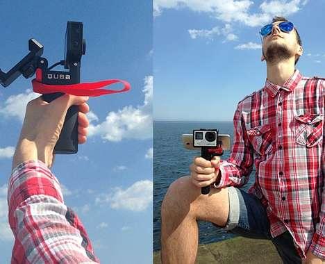 Multitasking Camera Grips