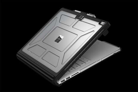 Industrial Drop-Proof Cases - The Surface Book Urban Armor Gear Case Can Withstand a 4-Foot Drop