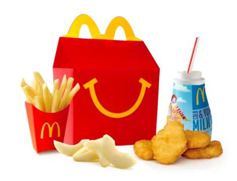 Preservative-Free Fast Foods - McDonald's is Offering Chicken Meals Made Without Chemical Additives