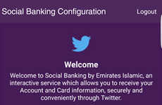 Emirates Islamic Bank Lets Customers Get Account Details Via Twitter