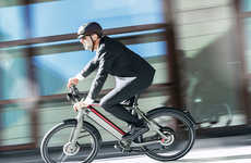 Wireless Shifting Electric Bikes
