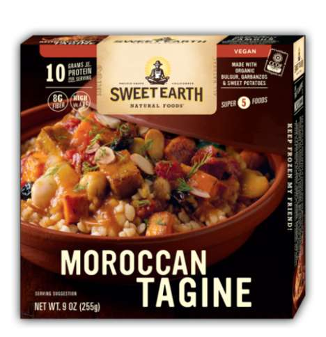 Plant-Based Frozen Dinners - Sweet Earth Natural Foods Reimagines Frozen Dinners for Millennials