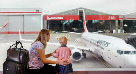 Parental Leave Points Plans - This Qantas Frequent Flyer Initiative Accommodates New Parents