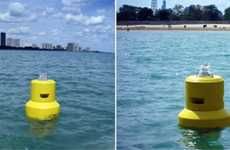 Bacteria-Spotting Buoys
