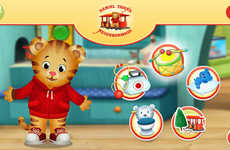 The PBS Kids Games App Keeps Children Stimulated Via Fun Games