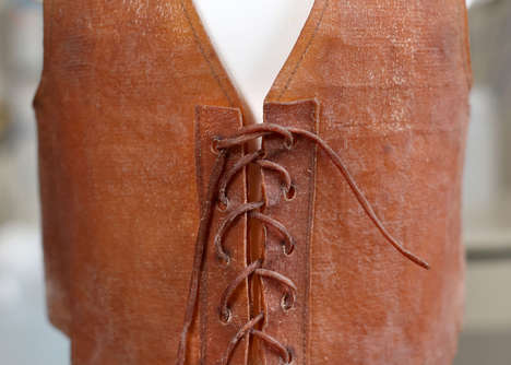 Kombucha-Based Textiles - This Cruelty-Free Alternative to Leather is Made with Plant-Based Fibers
