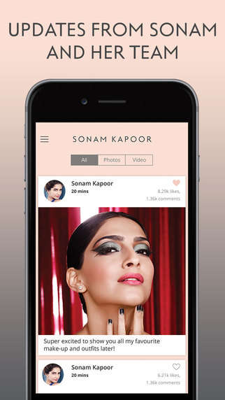 Bollywood Star Fashion Apps - This Bollywood Actress is Launching Her Own Lifestyle App