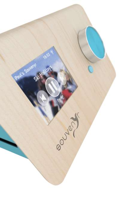 Automatic Picture-Sorting Boxes - IoT Device Souvenyr Creates Automated Photo Albums of Events