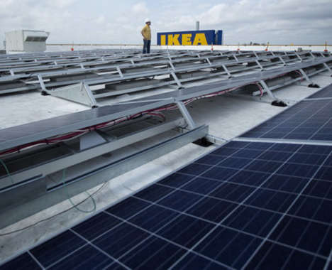 Sustainable Solar Shops