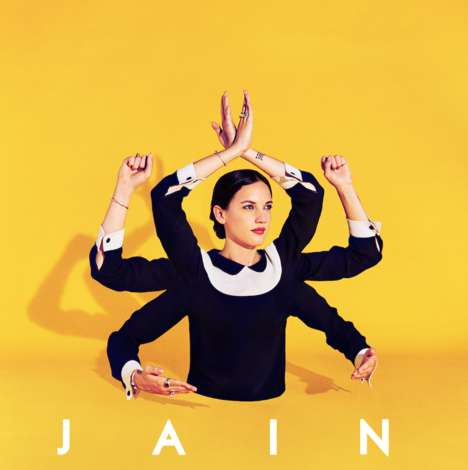 Playfully Surreal Album Art - The Makeba by Jain Visuals are Shot by Parisian studio Paul&Martin