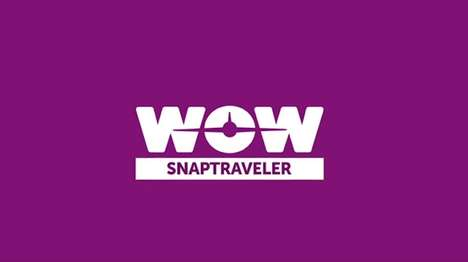Snapshot Travel Incentives - Wow Air's Influencers Will Share a Love of Travel and Social Media