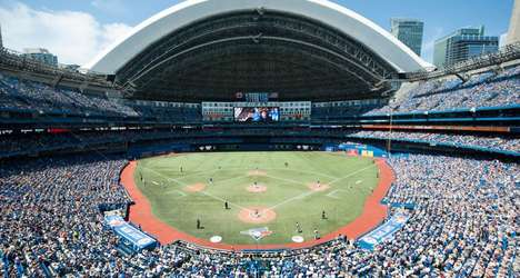 Word-Replacing Brower Extensions - The 'SkyDome' App Replaces 'Rogers Centre' with its Former Name