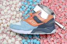 The Premier x Saucony Shoe Line is Inspired by Salt-Water Taffy