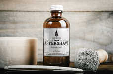 Natural Aftershave Remedies - Etsy's LONEWOOD Shop Specializes in Organic Grooming Products