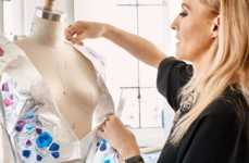 IBM Watson and Marchesa Create a Cognitive Gown for the Met Gala