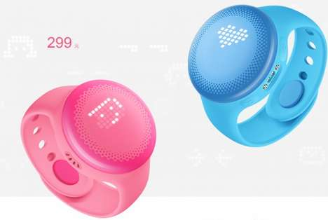 Safety-Focused Kid Watches - The Xiaomi 'Mi Bunny' Allows Parents to Keep Tabs on Youngsters