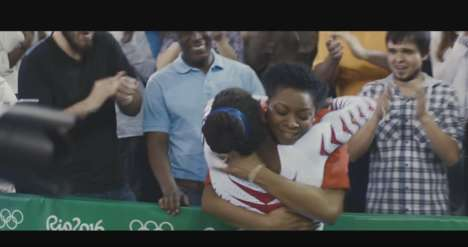 Emotional Olympic Commercials - P&G's 'Thank You, Mom' Triumphs Mothers Who Gave Athletes Strength