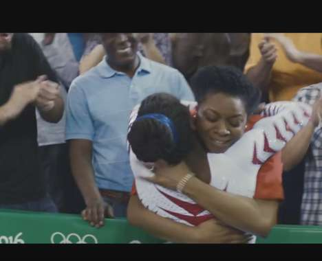 Emotional Olympic Commercials