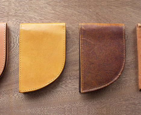 Pocket-Shaped Wallets