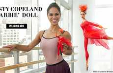 Ballet Dancer Barbie Dolls