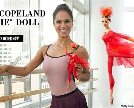 Ballet Dancer Barbie Dolls