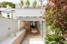 Hybrid Outdoor Indoor Kitchens