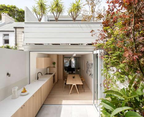 Hybrid Outdoor Indoor Kitchens