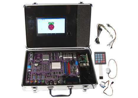 Micro Computing Tutorial Kits - This Raspberry Pi Tutorial Kit Helps You Pick Up Coding Skills