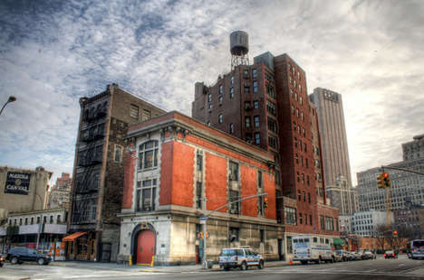 Cinematic Setting Recreations - The Ghostbusters HQ From the Films Will be Rebuilt in New York City