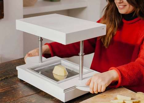 At-Home Vacuum Formers - The 'FormBox' Vacuum Former Brings the Industrial Technology to the Home