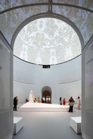 Etheral Cathedral Galleries - The Manus x Machina Installation Transforms the Met in New York