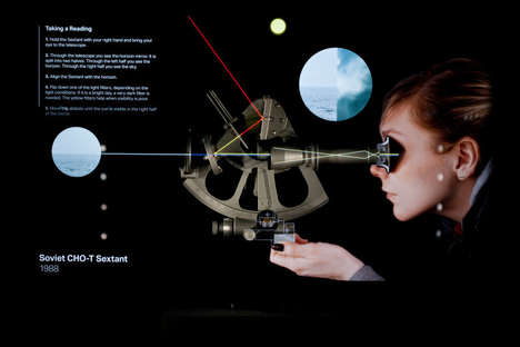 Holographic Museum Displays - ColliderCase Creates a More Interactive Museum Experience for Art Fans