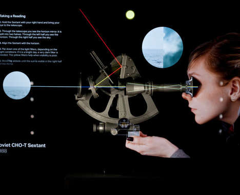 Holographic Museum Displays