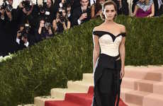 Emma Watson's Met Gala Dress is Made from Sustainably Repurposed Waste