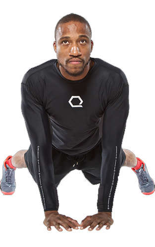 Hydration-Enhancing Clothing - The Qore Performance Base Layer Clothing Keep Athletes More Hydrated