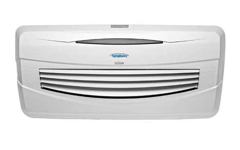 Eco-Friendly Air Coolers - The Symphony Cloud Air Cooler is Far More Efficient Than AC Units