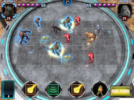 Fantasy Chess Games - The Designer of Holochess is Making a Similar Game for Smartphones