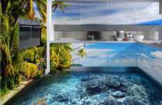 Oceanic Floor Coverings