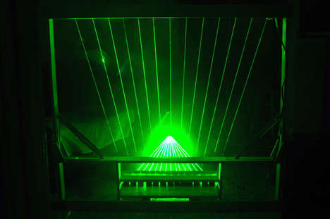 DIY Digital Instruments - The 13-Note MIDI Laser Harp was Created Using an Arduino