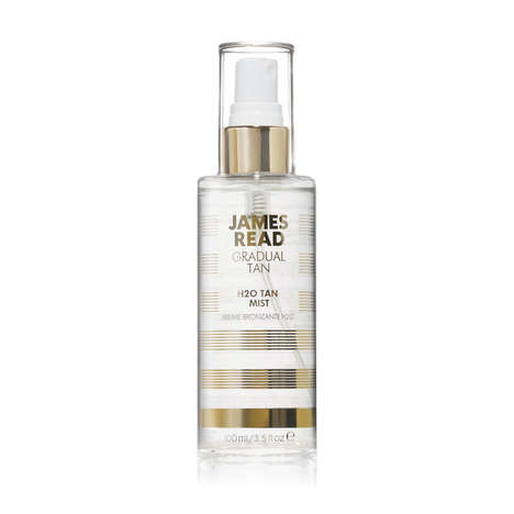 Facial Tanning Mists - This Subtle Face Tanning Mist Makes Self-Tanning Easier & Quicker