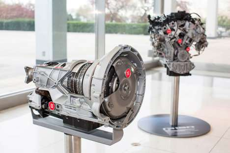 Optimized Auto Engines - The New Ford F-150 Engine Offers Exceptional Fuel Efficiency