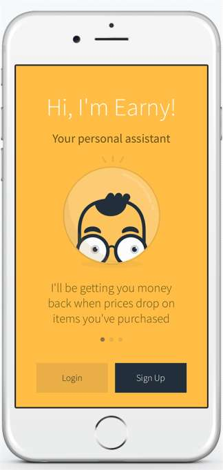 Automated Price-Checking Apps - The 'Earny' App Helps Users Get Cash Back on Their Online Purchases