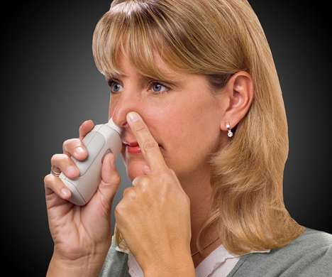 Ear-Popping Devices - The EarPopper Clears Plugged Ears Using a Nasal Pressure