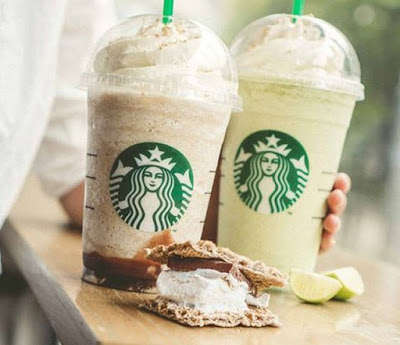 Key Lime-Flavored Smoothies - The New Key Lime Frappuccino Puts a Tasty Twist on Matcha