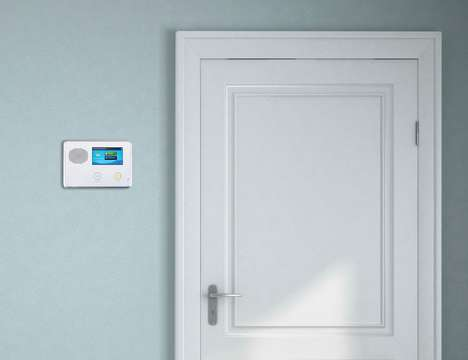 DIY Cellular Security Systems - The Link Interactive Home Security Monitoring System is Easy to Use