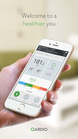 Blood Pressure-Monitoring Apps - The QardioApp Helps Users Record and Monitor Their Blood Pressure