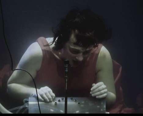 Underwater Music Performances