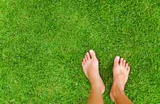 Charitable Barefoot Campaigns - The TOMS #withoutshoes Donate Shoes for Each Posted Foot Picture