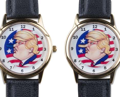 Lying Politician Timepieces