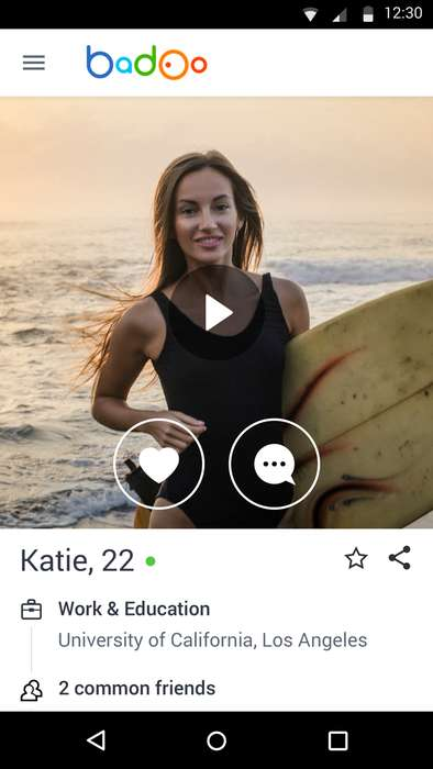 Video-Based Dating Profiles - The Dating App Badoo Recently Added a Video Feature to Its Platform